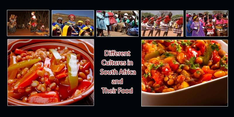 Different Cultures in South Africa and Their Food Picture