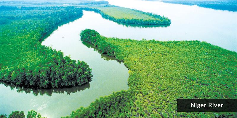 Image result for niger river pictures