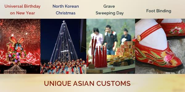 Asian Culture Facts and History - Unique Asian Customs