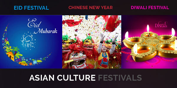 Asian Culture Facts and History - Festivals