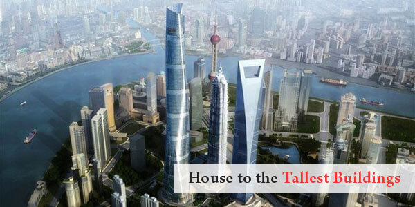 Asian Facts - House To The Tallest Buildings