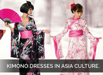 Dresses in Asian Culture have Vast Variety