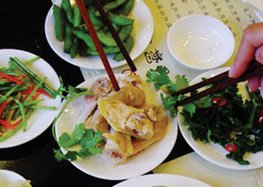 Chinese Culture Facts about Food