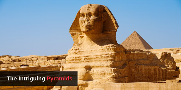 Facts About Egypt - Pyramids