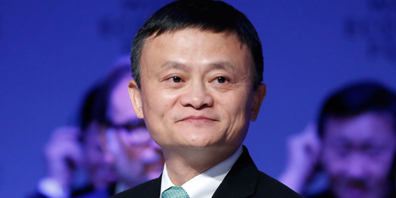 Top Richest People in Asia - Jack Ma