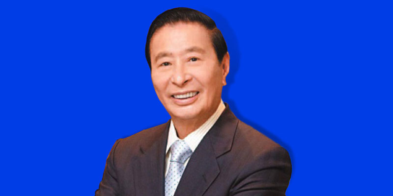 Top Richest People in Asia - Lee Shau-Kee