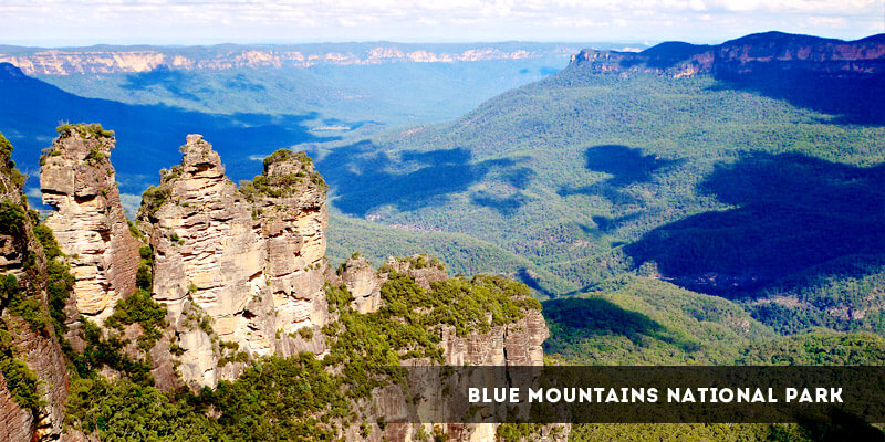 Blue Mountains National Park - Best Places to Visit in Australia