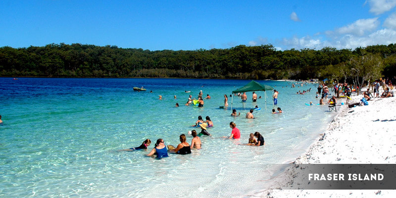 Fraser Island - Best Places to Visit in Australia