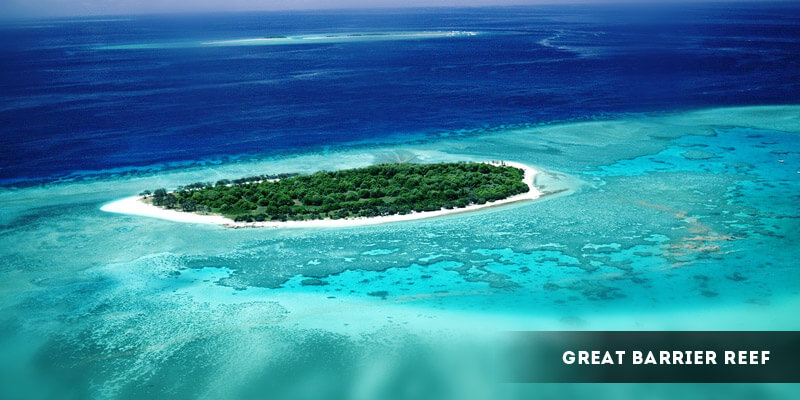 Great Barrier Reef - Best Places to Visit in Australia