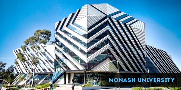 Beasiswa 100% Biaya Pendidikan Monash University, Australia