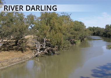List of Major Rivers in Australia - Facts and Length