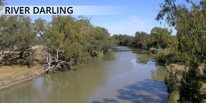 List Of Major Rivers In Australia Facts And Length - List of major rivers
