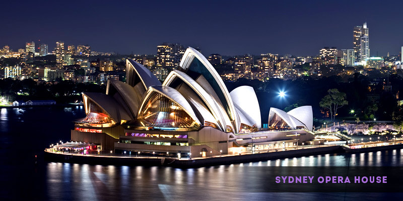 Sydney Opera House - Best Places to Visit in Australia