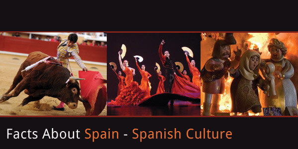Facts About Spain - Spanish Culture