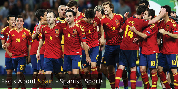Facts About Spain - Spanish Sports