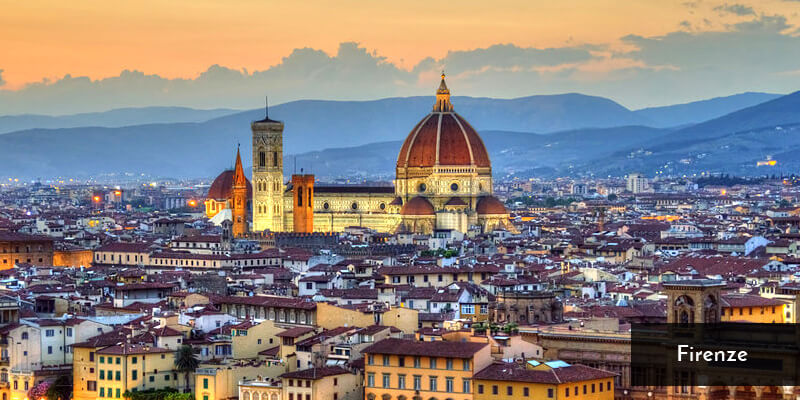 Tourist Attraction in Europe - Firenze