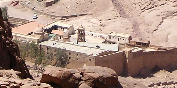 Historical Importance of Mount Sinai