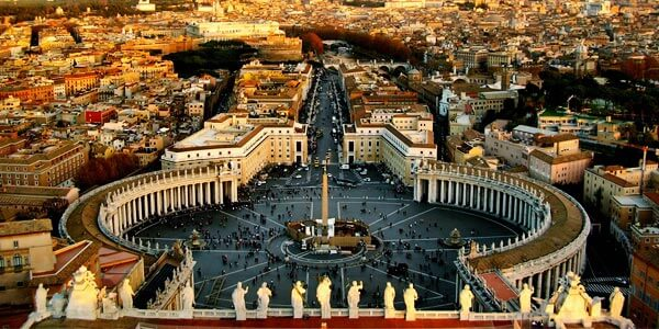 Vatican City The Smallest Country By Land And Population