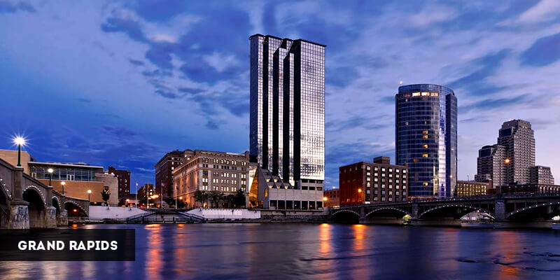 Best Places to Visit in North America - Grand Rapids