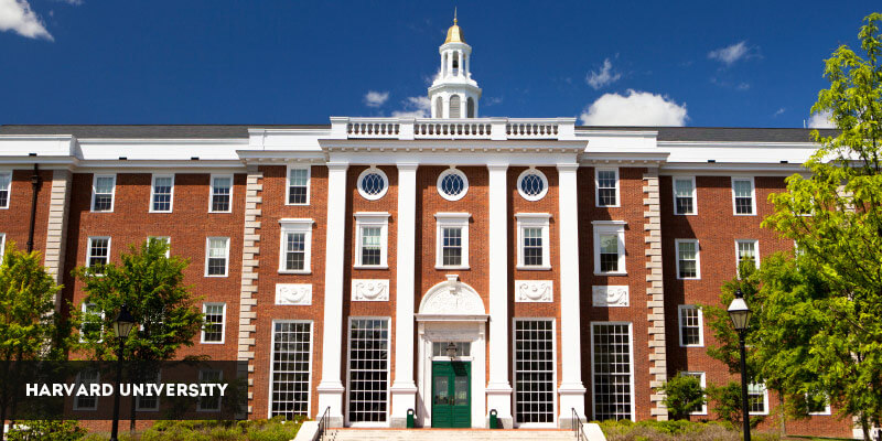 Top Univerisities in North America - Harvard University