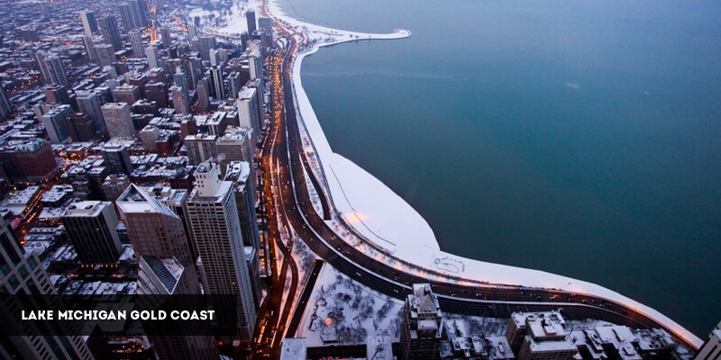 Best Places to Visit in North America - Lake Michigan Gold Coast