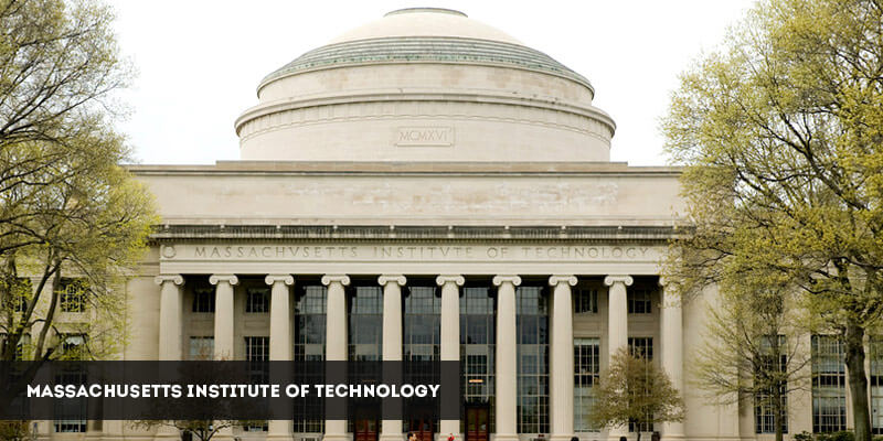 Top Univerisities in North America - Massachusetts Institute of Technology