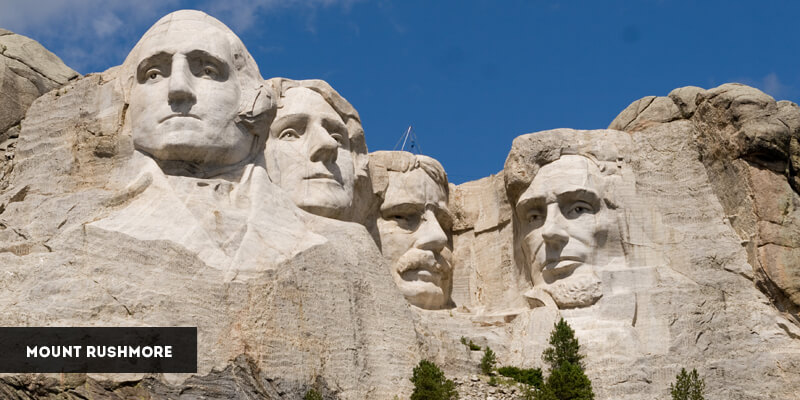 Best Places to Visit in North America - Mount Rushmore