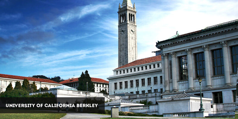 Top Univerisities in North America - University of California Berkley