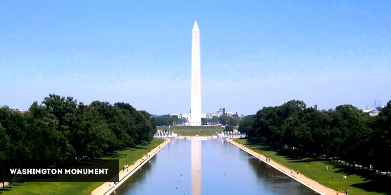 Best Places to Visit in North America - Washington Monument