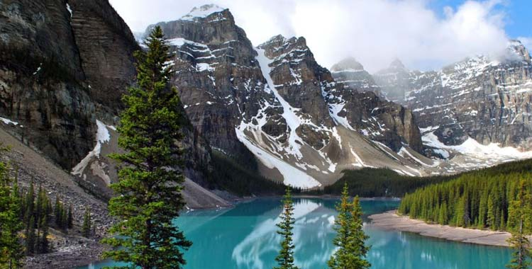 Most Natural Beautiful Country Canada Banff National Park