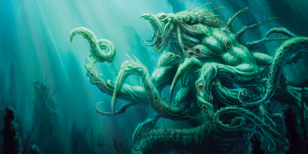 Kraken sea monster discovered